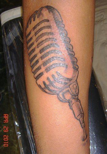slapping tattooed